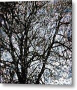 Between Heaven And Earth Expressionism Art Metal Print