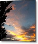 Between Night And Day Metal Print