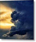 Between The Storms Metal Print by Dan Quam
