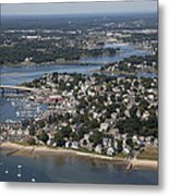 Beverly, Massachusetts Ma Metal Print