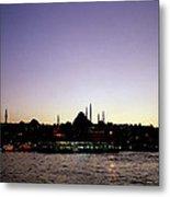 Bewitching Istanbul Metal Print