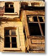 Beyoglu Old House 02 Metal Print
