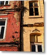 Beyoglu Old Houses 02 Metal Print