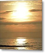 Beyond The Horizon Metal Print by Sheldon Blackwell