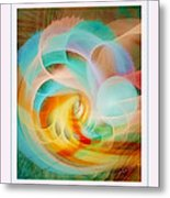 Beyond The Illusion Metal Print