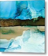 Beyond The Reef Metal Print