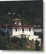 Bhutan Metal Print