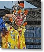 Bian Jiang Dancer Sync Hp Metal Print