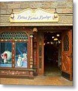 Bibbidi Bobbidi Boutique Fantasyland Disneyland Metal Print