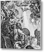 Bible History, 1752 Metal Print
