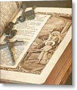 Biblical Metal Print by Sophie Vigneault
