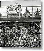 Bicycle Heaven Metal Print