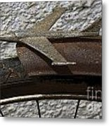 Bicycle Nostalgia 1 Metal Print