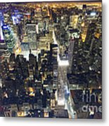 Big And Tall Apple Metal Print by Marco Crupi