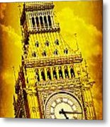 Big Ben 15 Metal Print