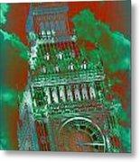 Big Ben 16 Metal Print