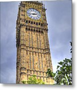 Big Ben - Elizabeth Tower Metal Print