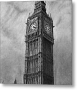 Big Ben London Metal Print