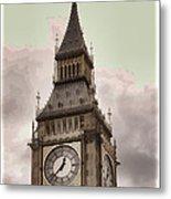 Big Ben - London Metal Print