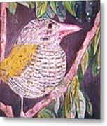 Big Bird Metal Print by Linda Vaughon