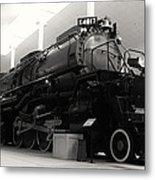 Big Boy 4017 Metal Print