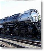 Big Boy - Union Pacific Railroad Metal Print