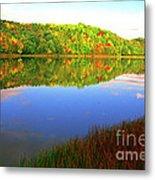 Big Ditch Lake West Virginia Metal Print