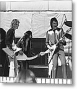 Big Jam At Day On The Green 1976 Metal Print