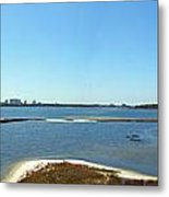Big Lagoon 1 Metal Print