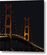 Big Mack At Night Metal Print