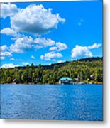 Big Moose Lake In The Adirondacks Metal Print