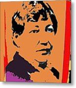 Big Nose Kate Unknown Location Or Date-2012 Metal Print