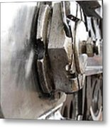 Big Nut Metal Print