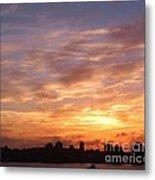 Big Sky Over Halifax Harbour Metal Print