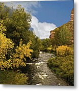Big Thompson River 2 Metal Print