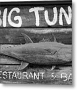 Big Tuna Metal Print