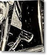Bike IIi Metal Print