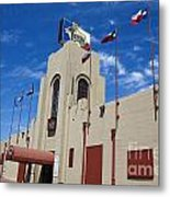 Billy Bobs County Music Hall Fort Worth Texas Metal Print