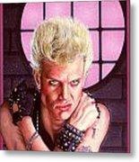 Billy Idol Metal Print