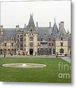 Biltmore Estate Asheville Metal Print