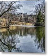 Biltmore Reflection Metal Print