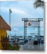 Bimini Guy Harvey Outpost Metal Print