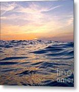 Bimini Sunset Metal Print