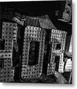 Binion's Horsehoe Metal Print