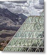 Biosphere Metal Print