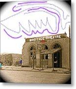Birdcage Theater Number 1 Tombstone Arizona C.1934-2008 Metal Print