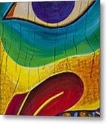 Bird's Eye Metal Print
