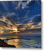 Birdy Bird At Hilton Beach Metal Print