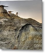 Bisti De-na-zin Wings Metal Print
