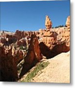 Bizarre Shapes - Bryce Canyon Metal Print